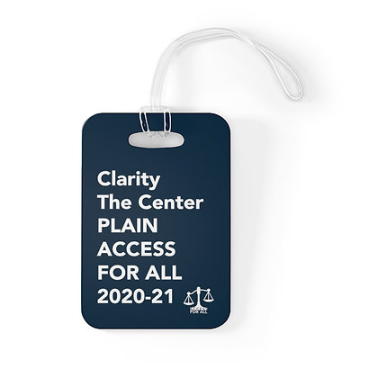 Access for All Bag Tag
