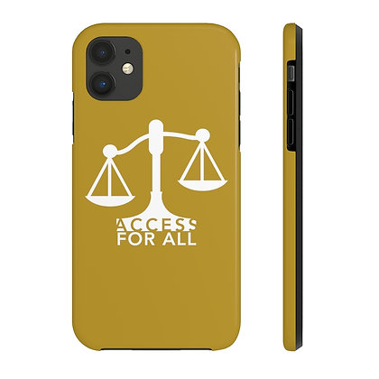 Case Mate Tough Phone Cases Gold