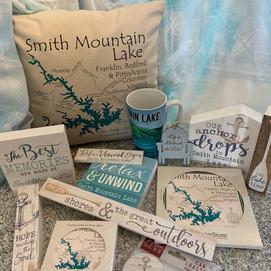 Smith Mountain Lake Decor