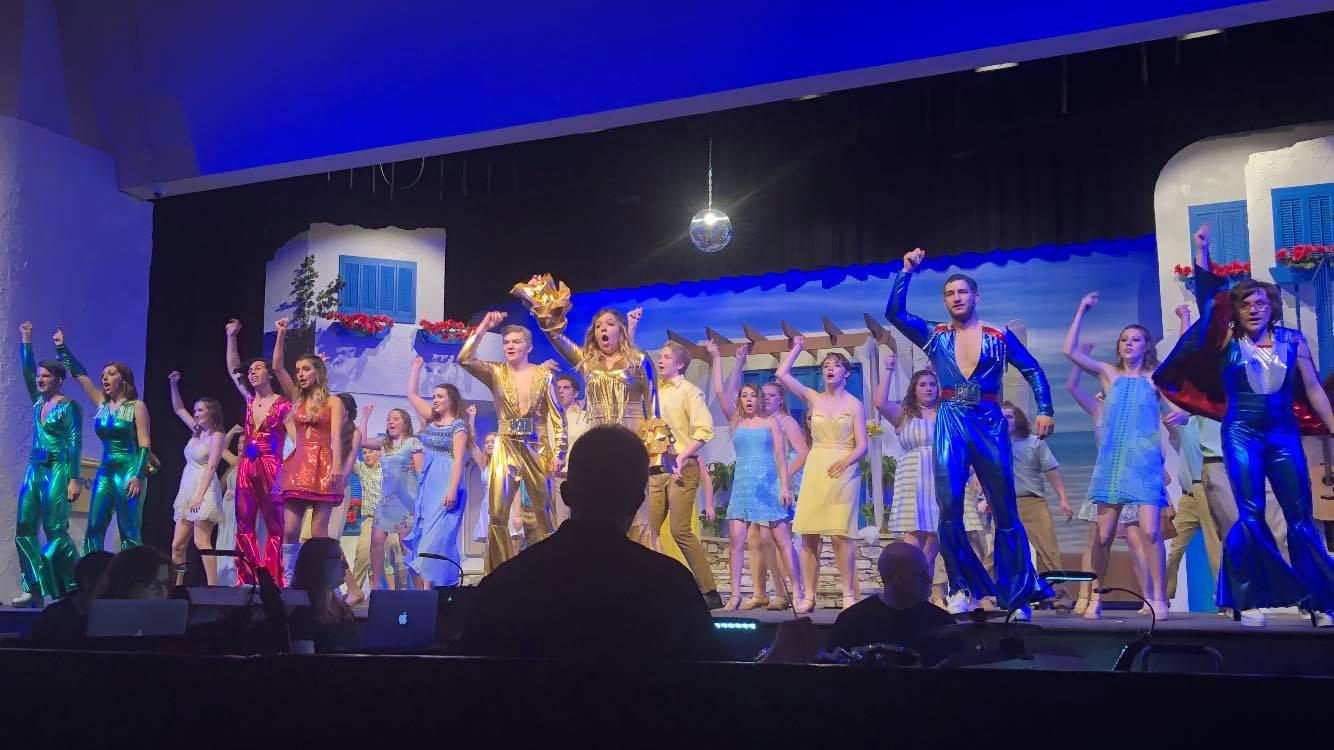 Mamma Mia Finale