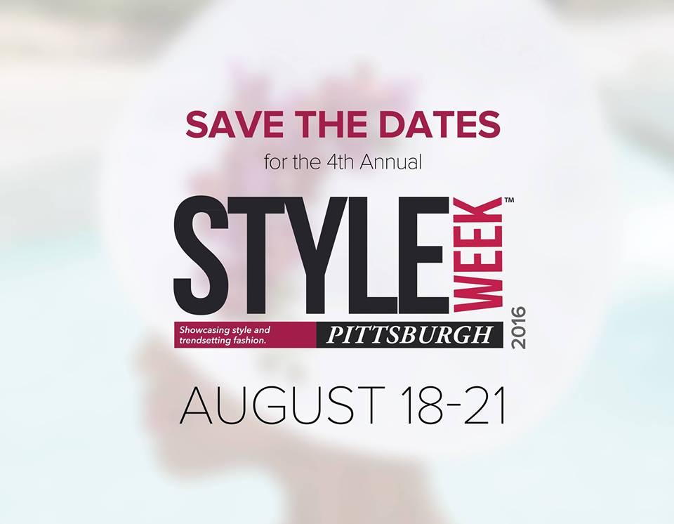Style Week Brochure
