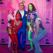 Abduction from the Seraglio red carpet