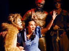 Dorothy in The Wiz