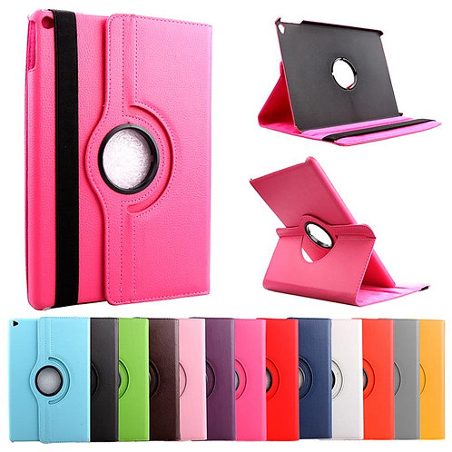 360 Rotating Smart Cover Case for iPad
