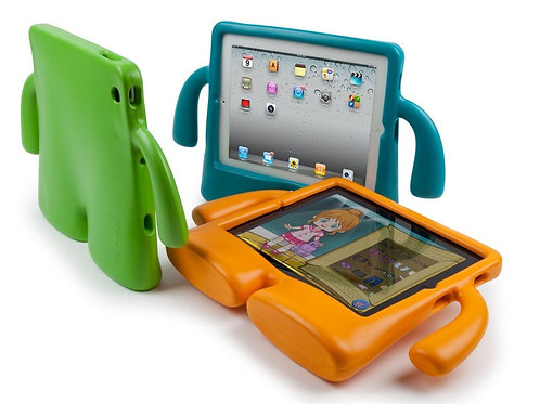 Free-standing Silicone iPad Cases