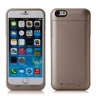 Rechargeable external battery case for iPhone