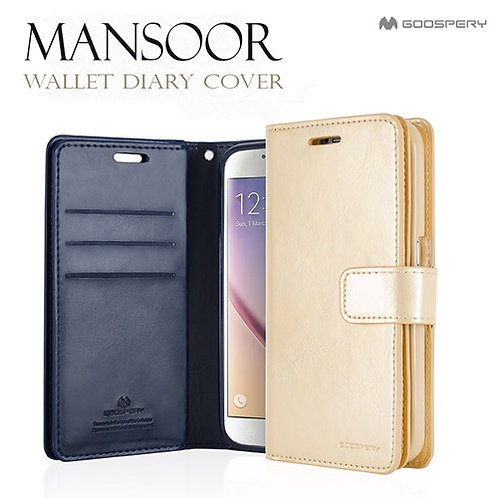Mansoor Wallet Diary Cover