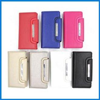Dolisma Magnetic Detachable Leather Case