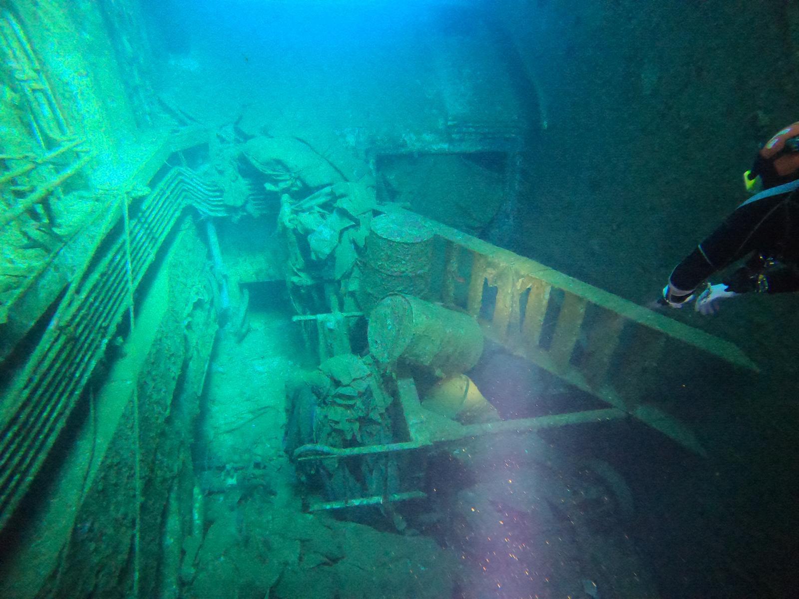 SDI Wreck Diver - 沉船潛水員(及教練課程)