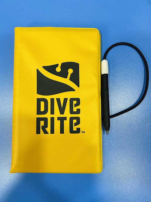 DIVE RITE Wetnote