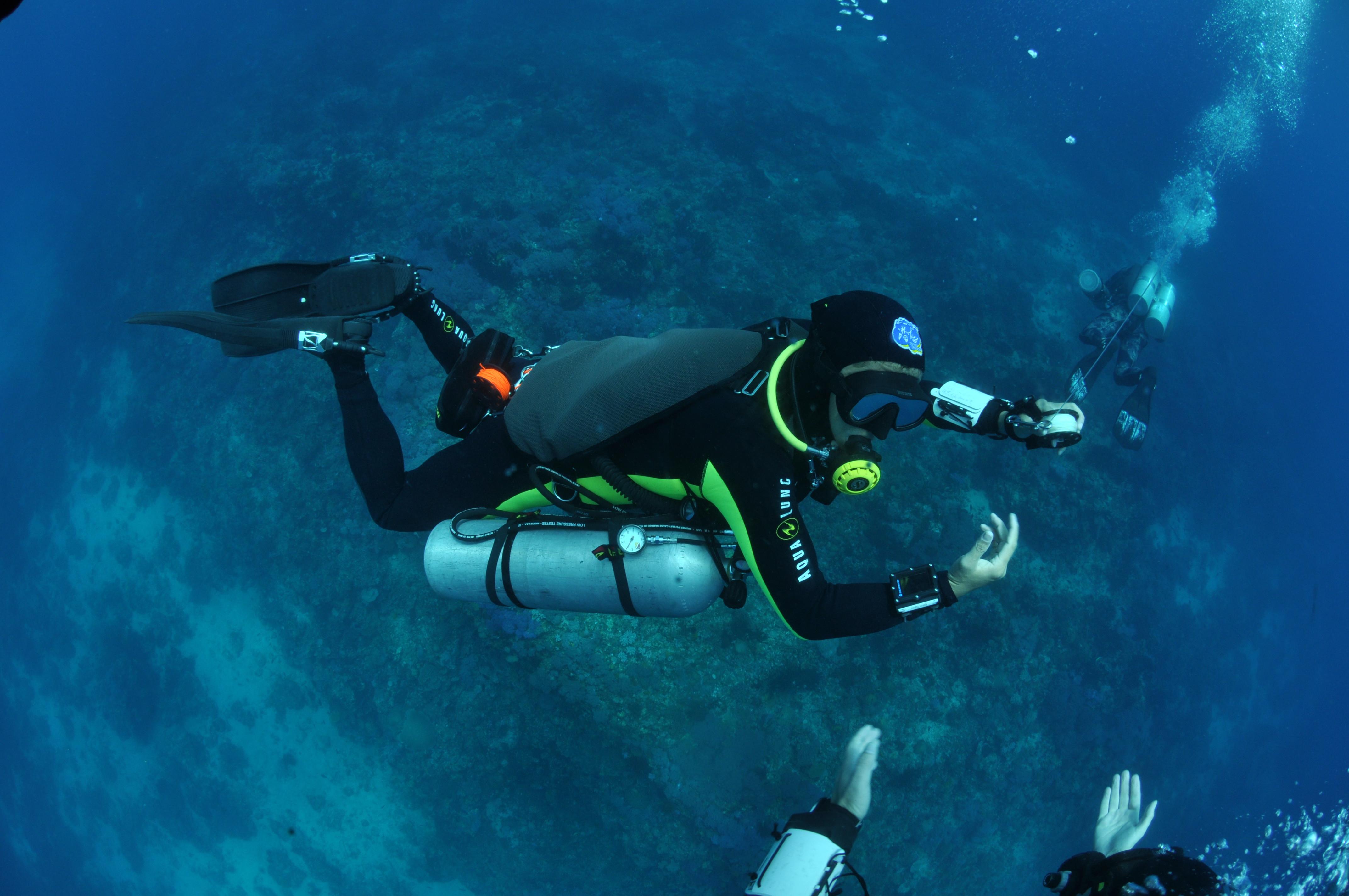 SDI Advanced Adventure Diver - 進階歷險潛水員