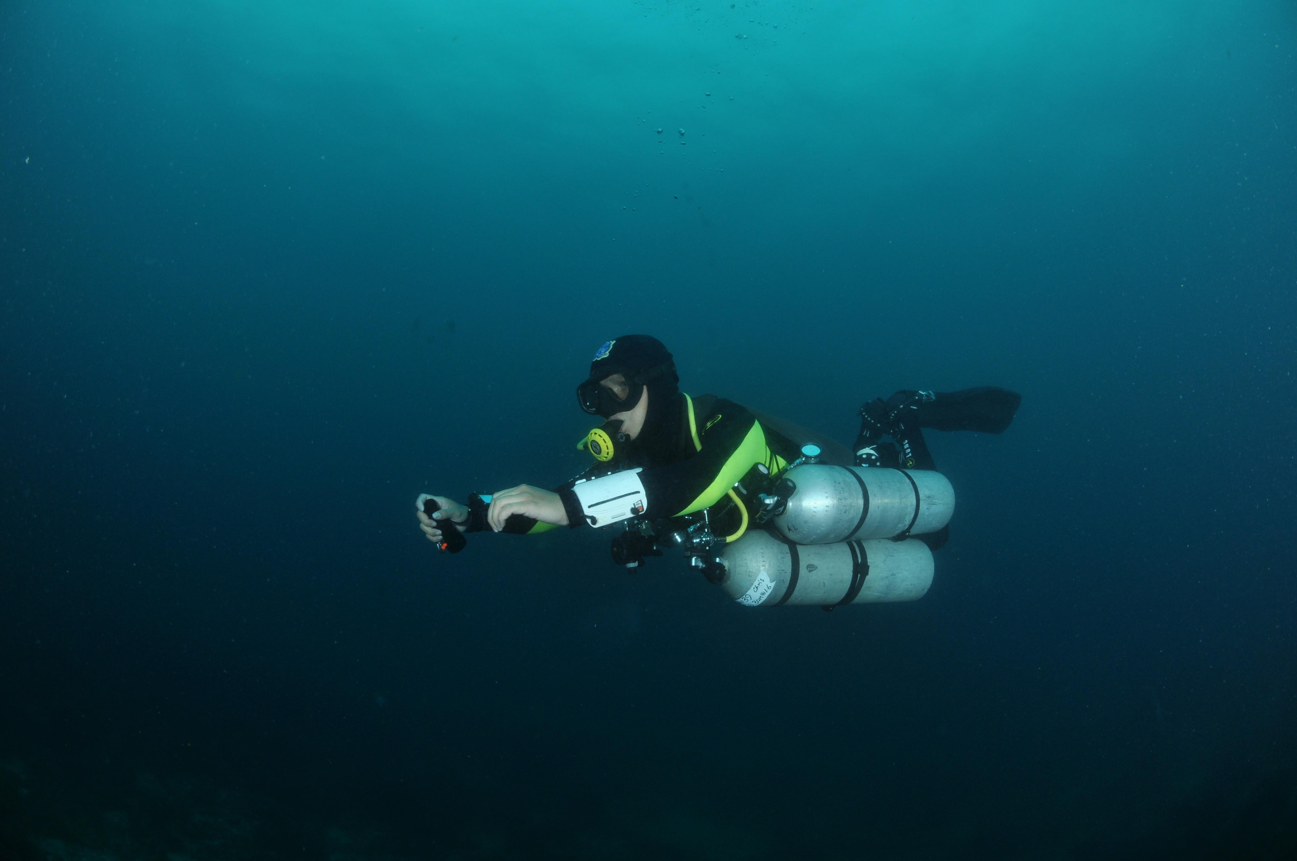 TDI Sidemount Diver - TDI 側掛潛水員(及教練課程)
