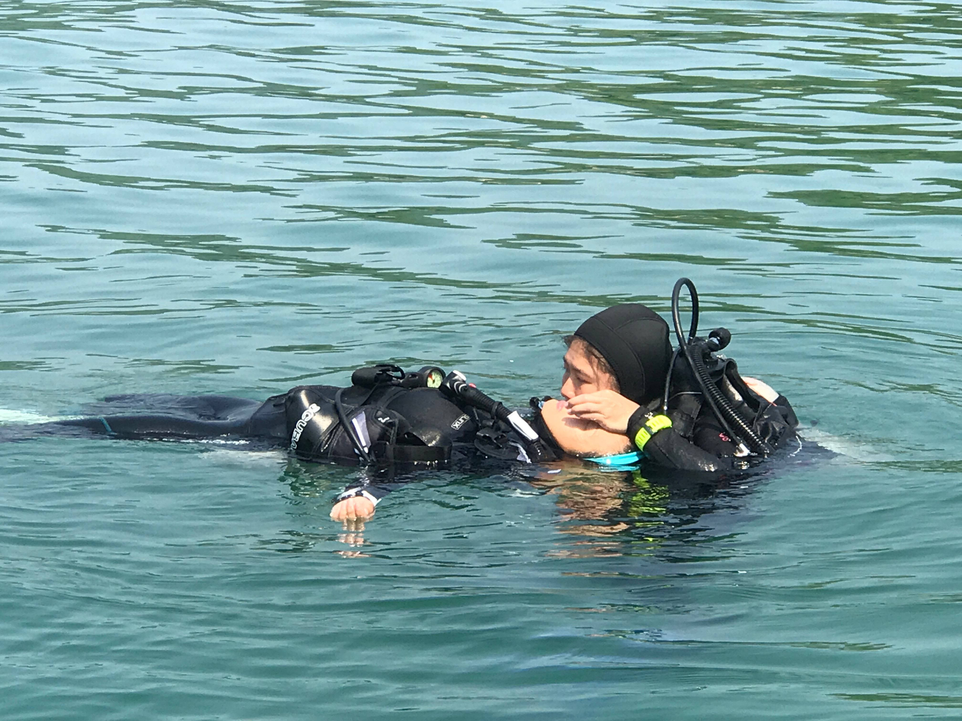 SDI Rescue Diver Course - 救援潛水員