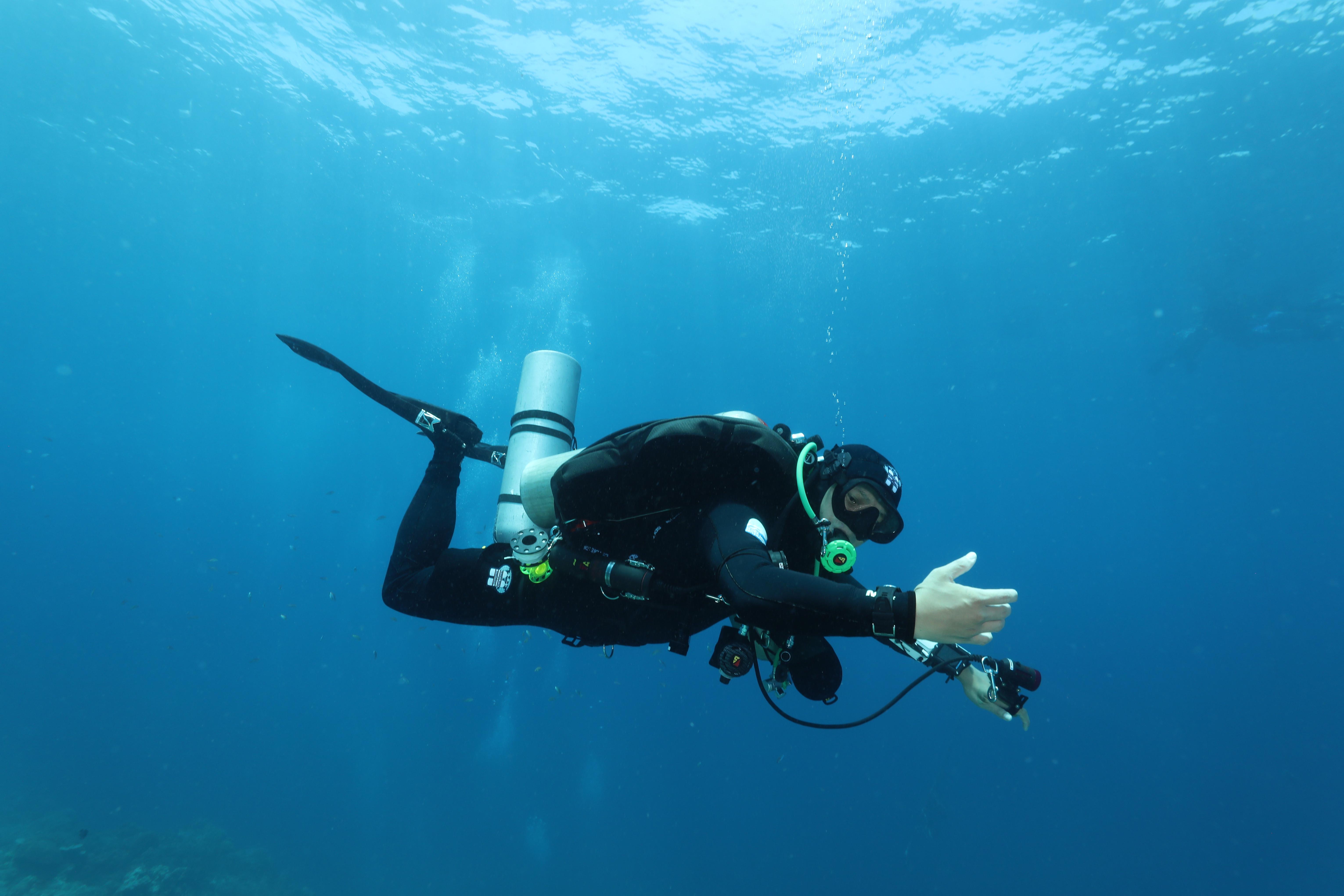 Decompression Procedures-減壓程序潛水員(及教練課程)