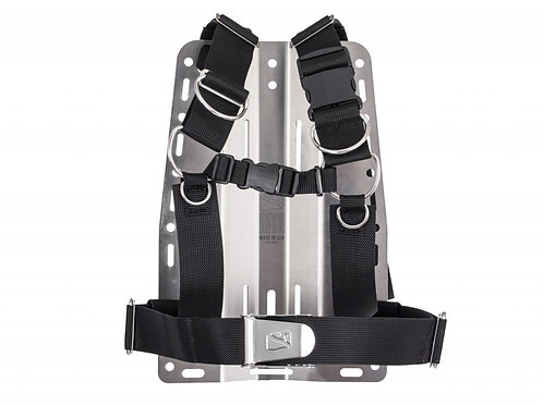 DELUXE HARNESS WITH QUICK RELEASE
