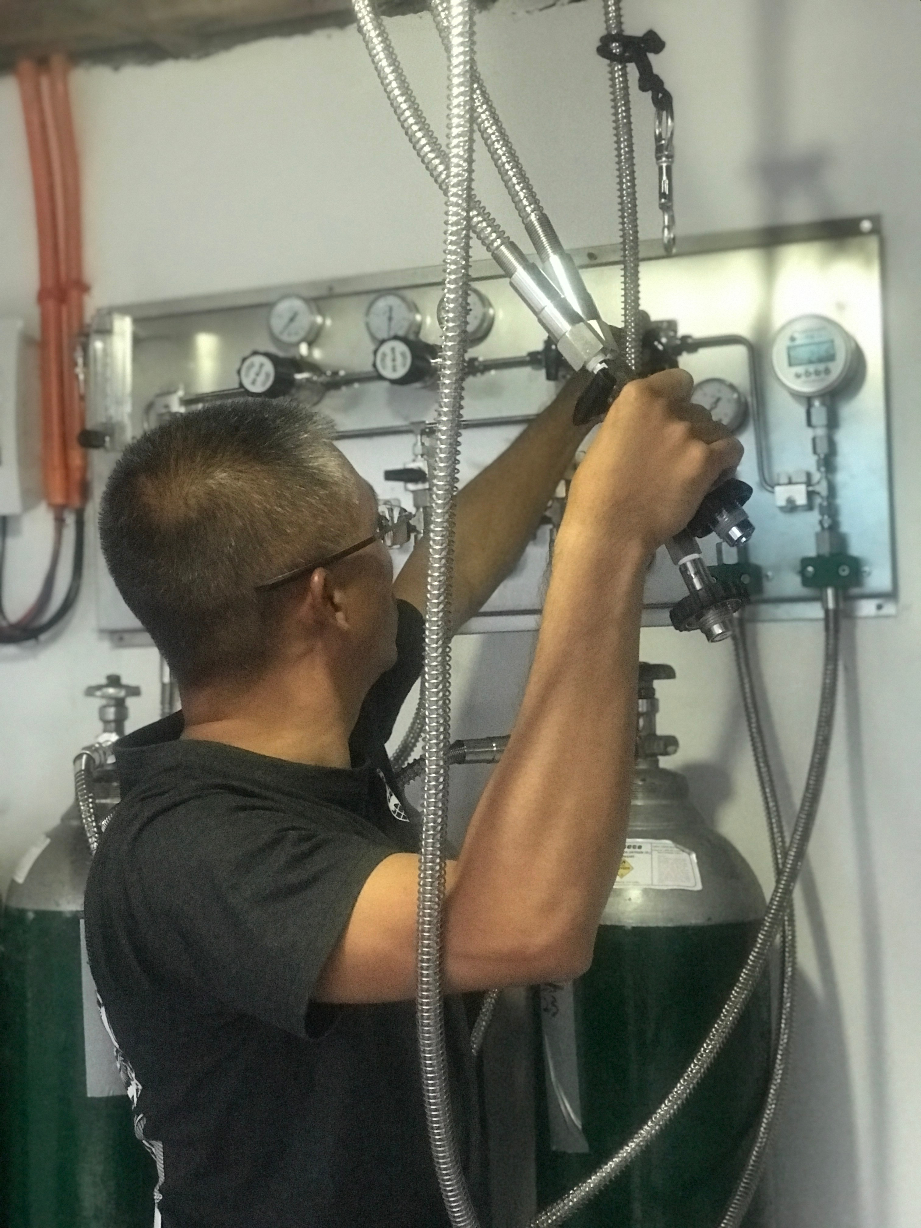 TDI Advanced Gas Blender - 進階混合氣技師