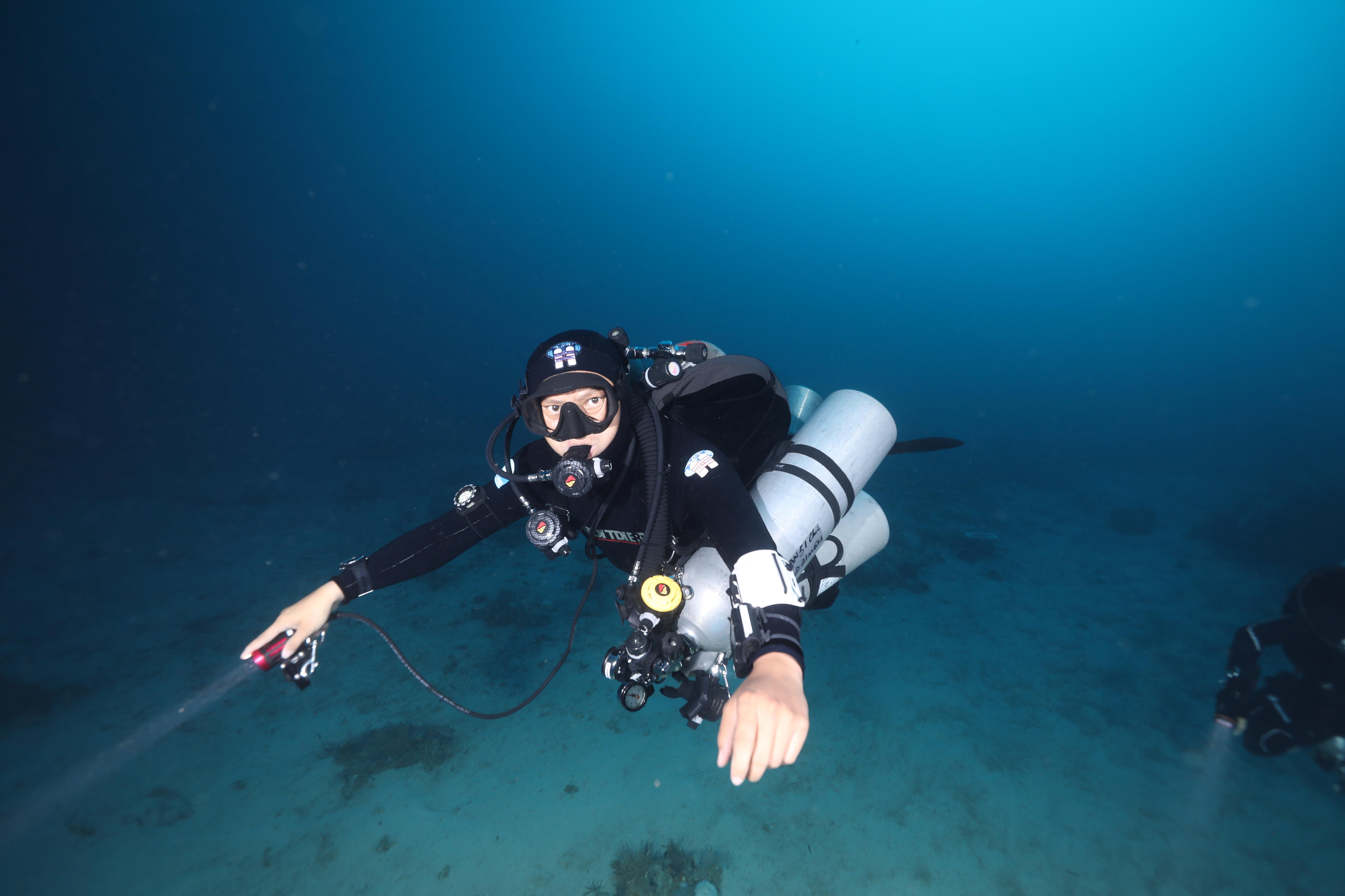 TDI Advanced Nitrox Diver-進階高氧潛水員(及教練課程)