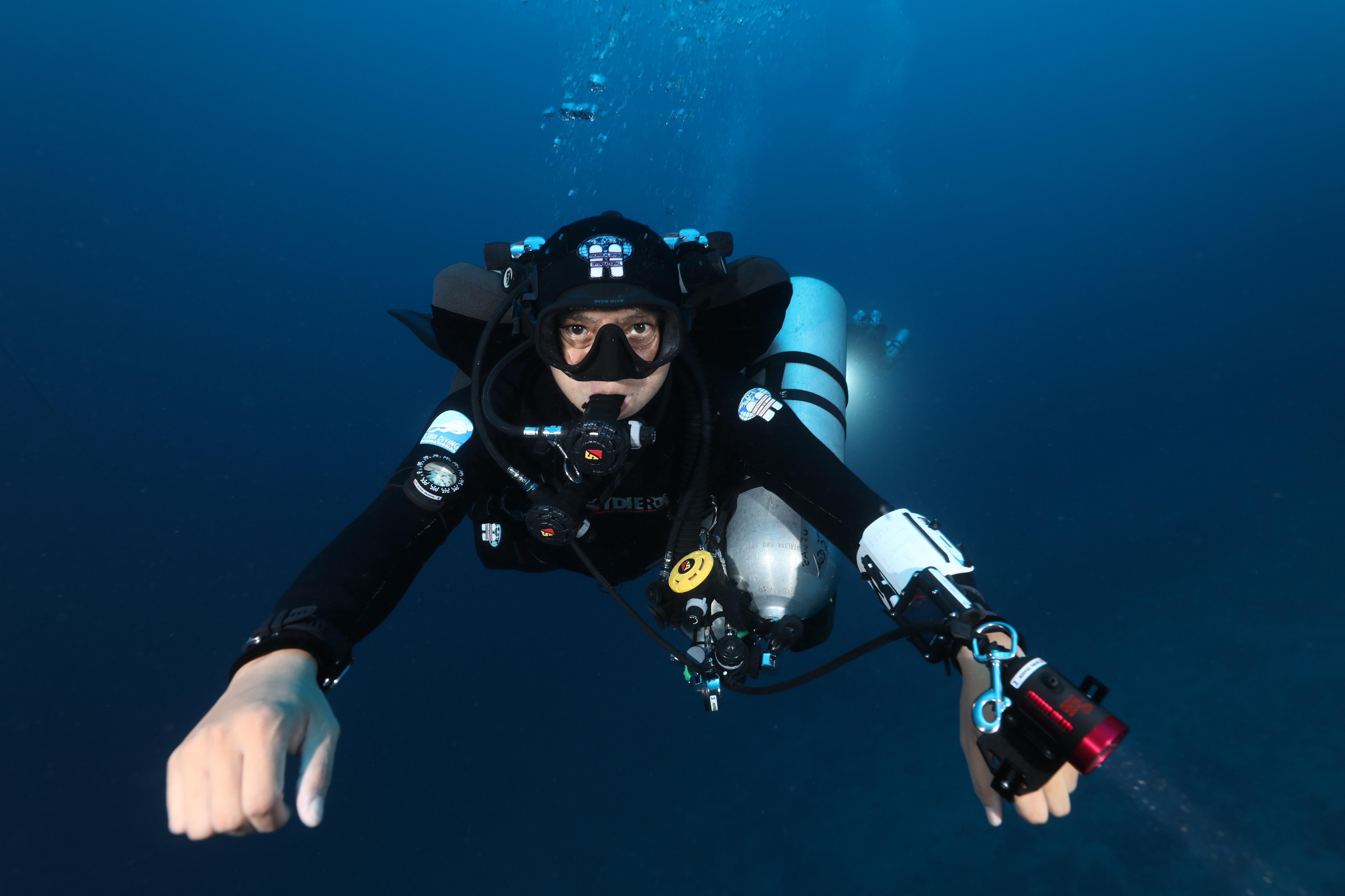 TDI Helitrox Diver