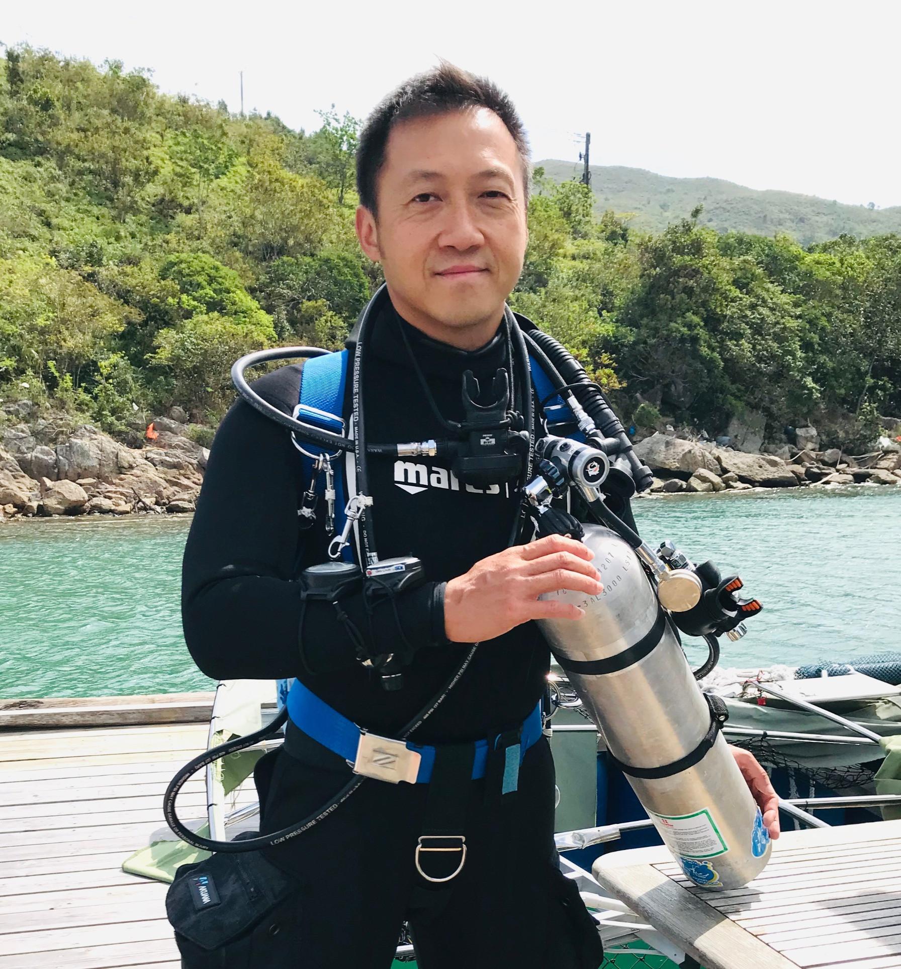 SDI SOLO Diver - 獨潛潛水員(及教練課程)