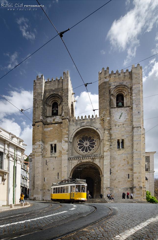Se de Lisboa o Sta María Maior