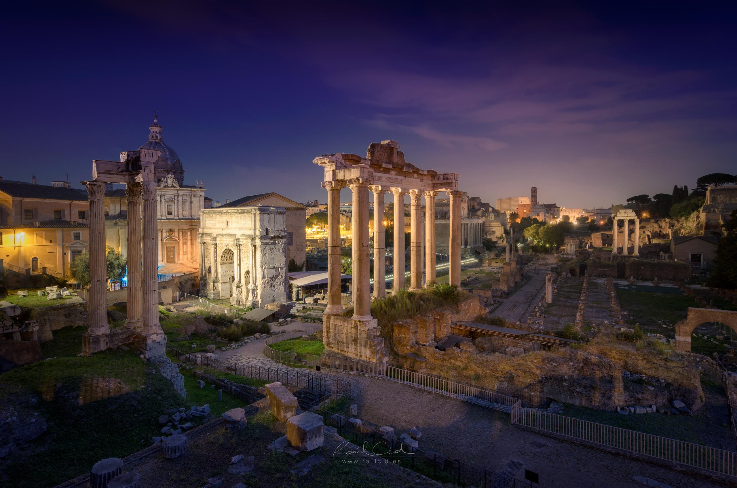 Foros-Roma