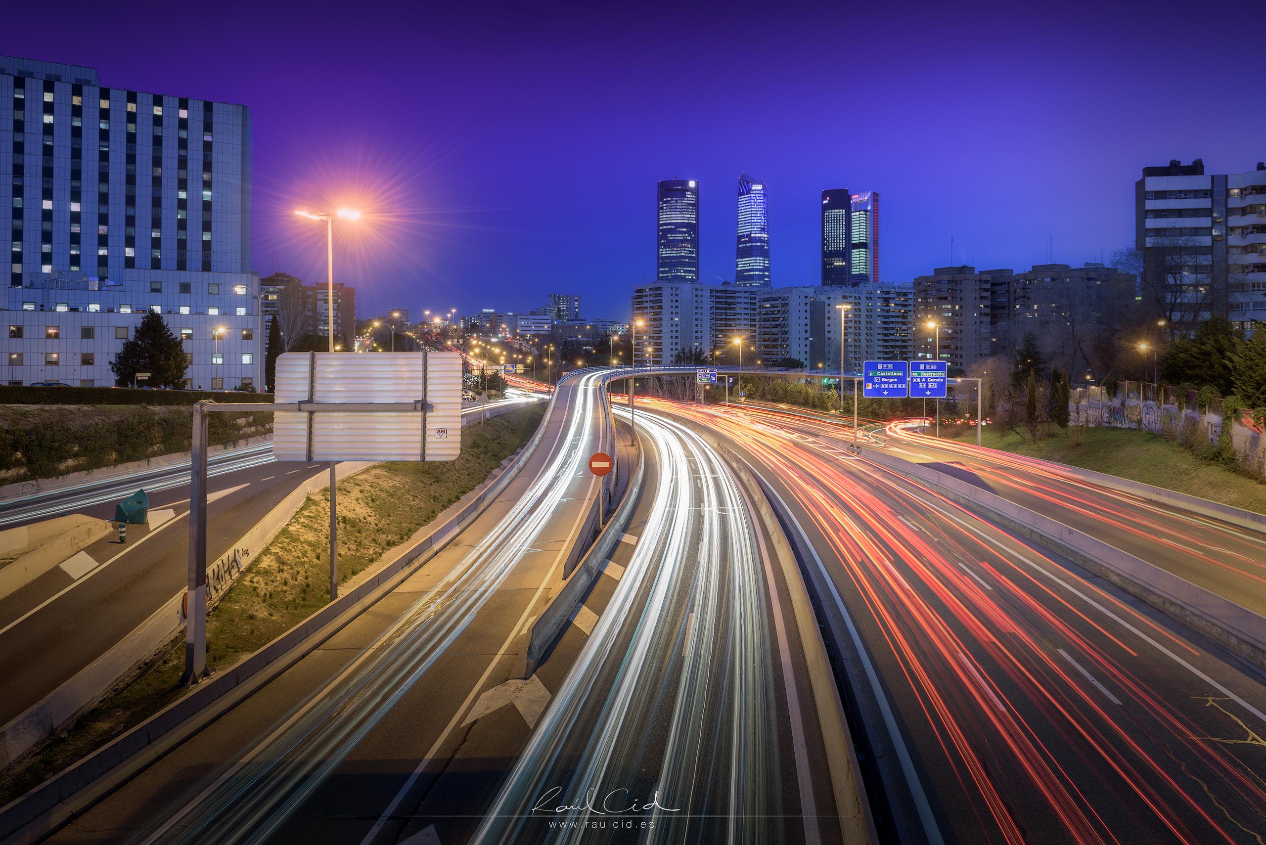 Madrid-M30