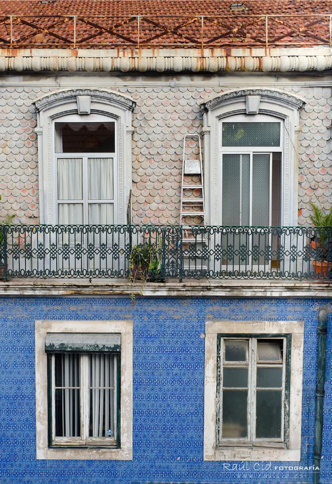Fachada de Lisboa