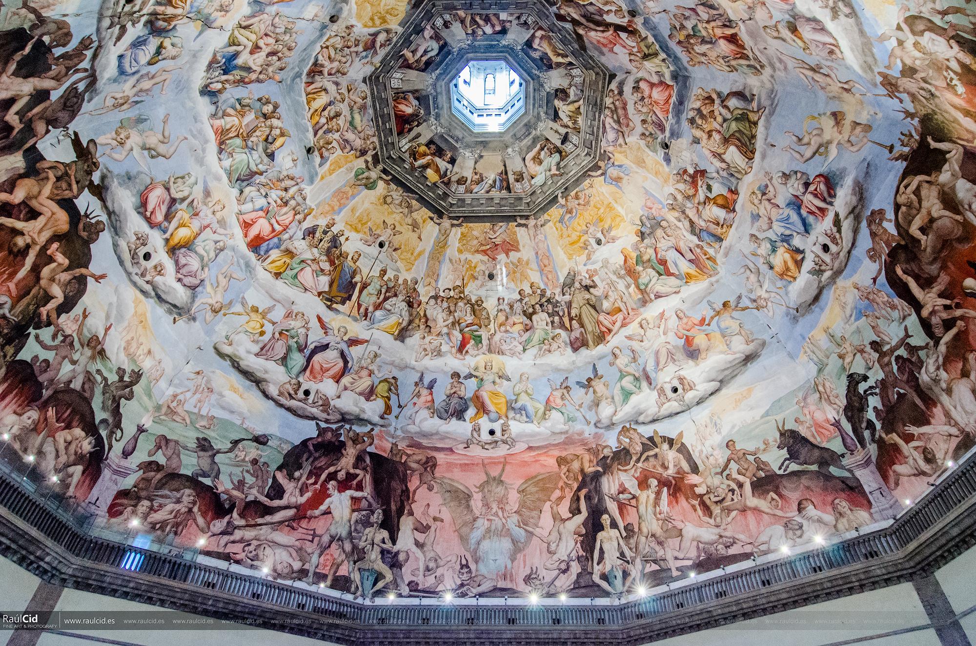 Cupula Santa María dei Fiori
