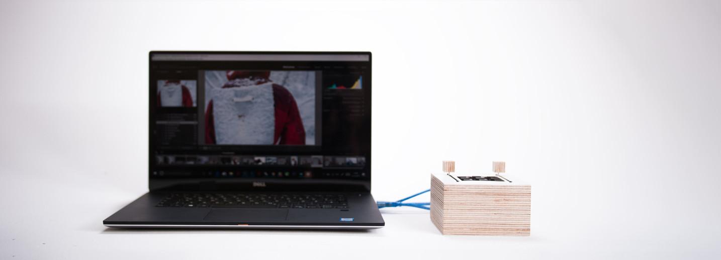 Control Arduino Gesteuerte Bedien element fÜr Ligthroom