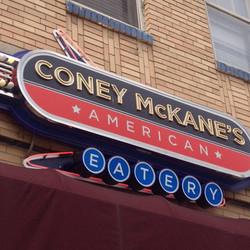 Coney McKane's Marquee