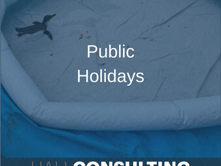 Public Holidays - who gets them?