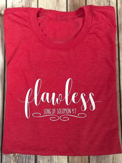 "Ladies ""Flawless"" T-Shirt"