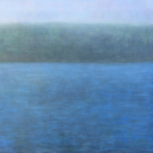 Karen LeSage|boutiqueART|boutiqueartprints|Summer Blue