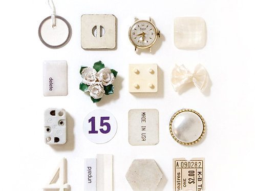 16 White Things #2