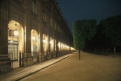 Palais Royal Twilight