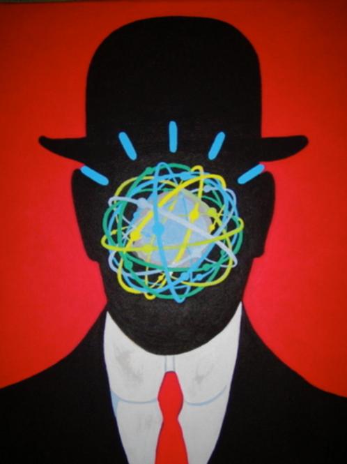 Salvatore Gulino|boutiqueART|boutiqueartprints.com|Watson (after Magritte)