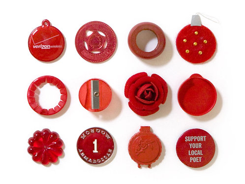 12 Red Things #2