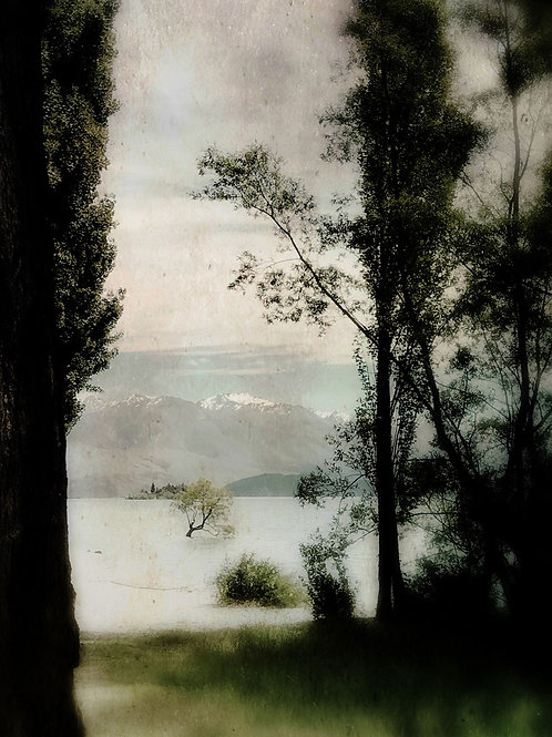 Anne Day |boutiqueart prints|Lake Wanaka