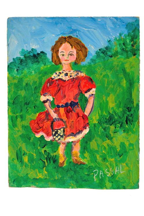 Marion Passal|boutiqueART|boutiqueartprints|Rose