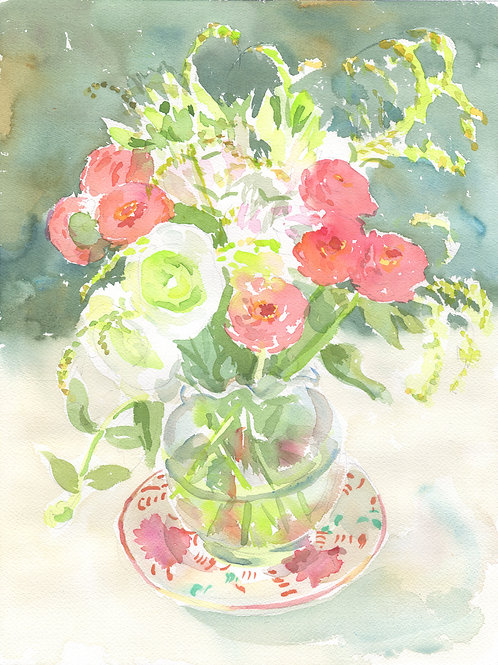 Anne Day|boutiqueART|Summer Bouquet