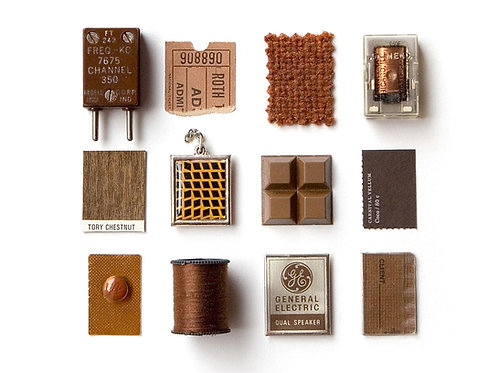12 Brown Things