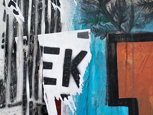Evan Zelermyer|boutiqueart|Street Collage 4
