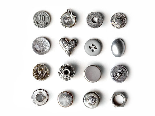 16 Silver Things