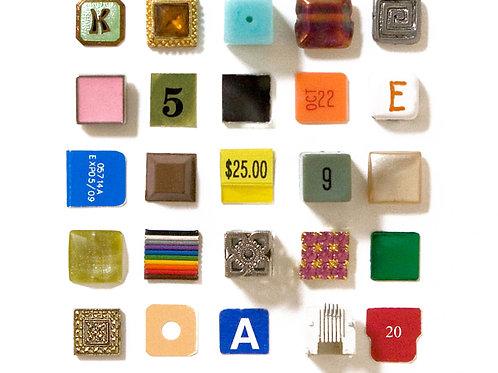 25 Square Things