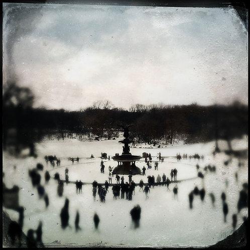 Anne Day |boutiqueart prints|Central Park