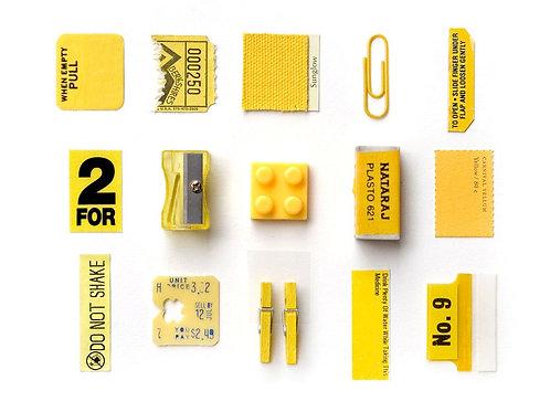15 Yellow Things
