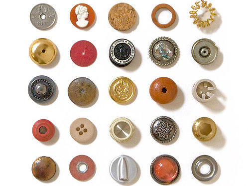 michael cooper|boutiqueart|25 Round Things