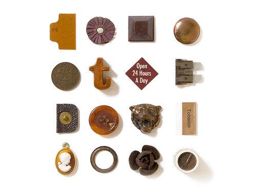 16 Brown Things
