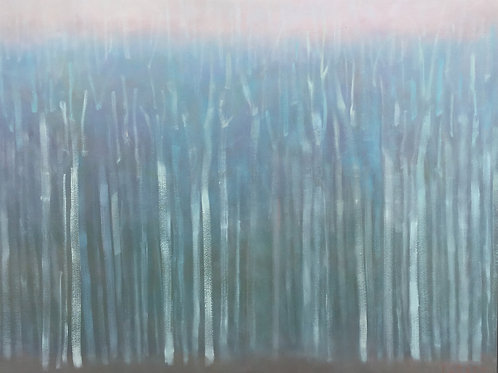 Karen LeSage|boutiqueART|boutiqueartprints|Blue Birch