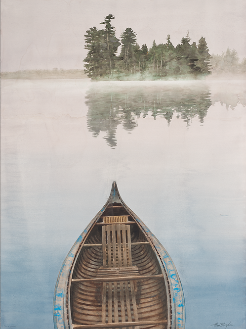 Her Grandfather's Canoe
